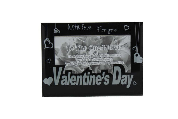 Valentine's Day - Mini Glass Frame
