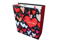 I Love You, Sweet Love – Glitter Gift Bag - BuyAbility South Africa