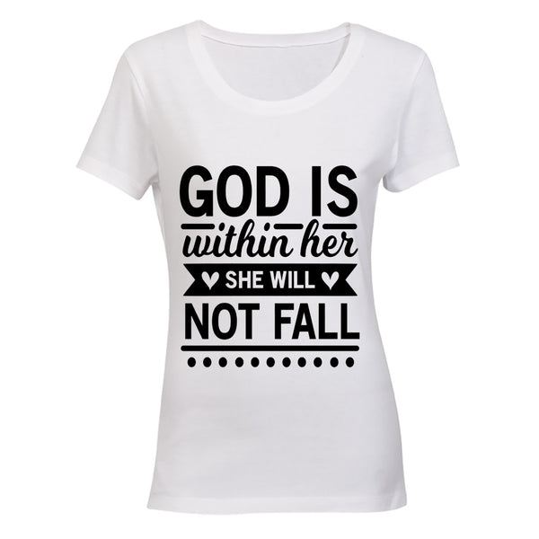 God is within her.. BuyAbility SA
