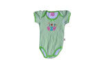 Green & White Striped 'I Love You' Baby Grow - BuyAbility South Africa