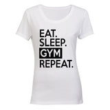 Eat. Sleep. GYM. Repeat. - BuyAbility South Africa