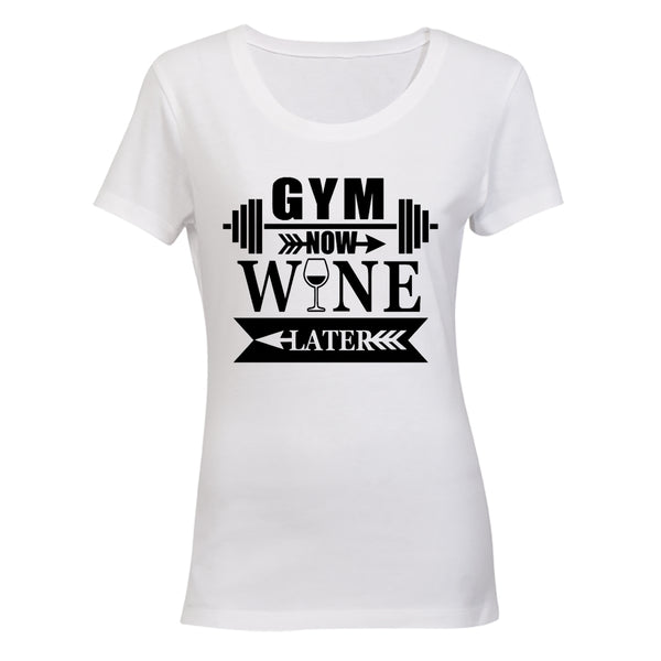 Gym Now, Wine Later - BuyAbility South Africa