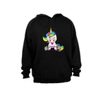 Gym Unicorn - Hoodie - BuyAbility South Africa