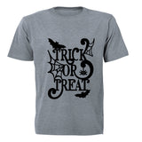 Trick or Treat - Halloween Inspired! - Adults - T-Shirt