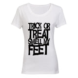 Trick or Treat, Smell my Feet - Halloween Inspired! BuyAbility SA