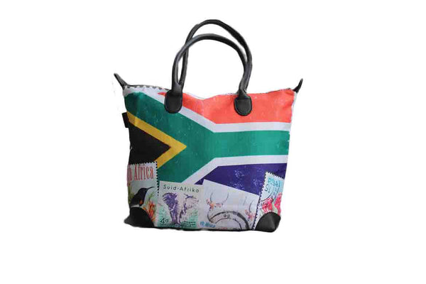 South African Post Stamp Handbag - BuyAbility South Africa