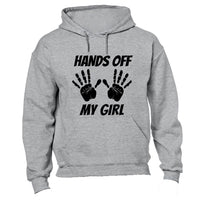 Hands Off My Girl - Hoodie - BuyAbility South Africa