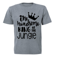 One Handsome King of the Jungle - Kids T-Shirt - BuyAbility South Africa