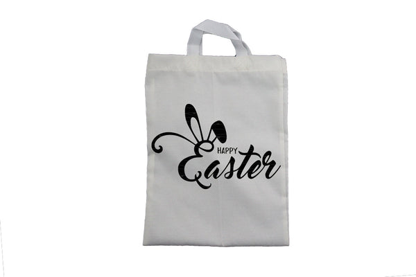 Happy Easter - Bunny Ears - Easter Bag