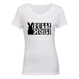 Happy Easter - Bunny Silhouette - BuyAbility South Africa