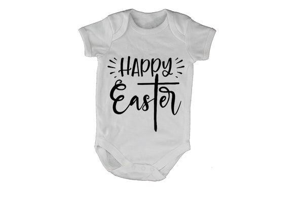 Happy Easter, Cross - Baby Grow - BuyAbility South Africa
