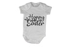 Happy Easter, Patterned Eggs - Baby Grow - BuyAbility South Africa