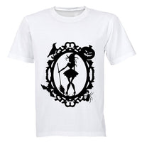 Miss Halloween Witch - Halloween Inspired! - Adults - T-Shirt