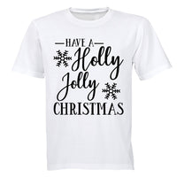 Have a Holly Jolly Christmas - Kids T-Shirt - BuyAbility South Africa
