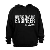 No Fear, the Engineer is Here - Hoodie - BuyAbility South Africa