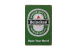 Rectangle Heineken Sign - BuyAbility South Africa