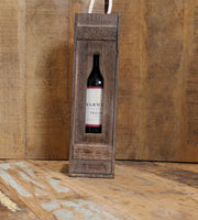 Wooden Wine Gift Box - BuyAbility South Africa