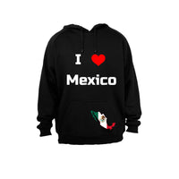 I Love Mexico - Hoodie - BuyAbility South Africa