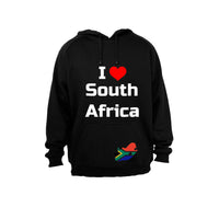 I Love South Africa - Hoodie - BuyAbility South Africa