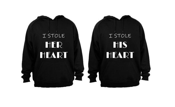 Stolen Hearts - Couples Hoodies (1 Set) - BuyAbility South Africa