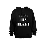 I Stole His Heart - Hoodie - BuyAbility South Africa