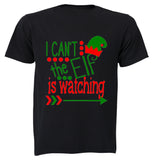 I Can't, the Elf is Watching - Christmas - Kids T-Shirt - BuyAbility South Africa