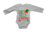 I Can't, the Elf is Watching - Christmas - Baby Grow - BuyAbility South Africa
