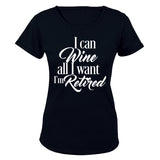 I Can Wine All I Want - Retired - BuyAbility South Africa