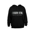 I Know HTML - How To Meet Ladies - Hoodie - BuyAbility South Africa