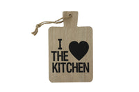 I Love The Kitchen - Kitchen Board - BuyAbility South Africa
