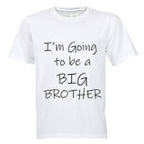 I'm Going to be a Big Brother! - BuyAbility South Africa