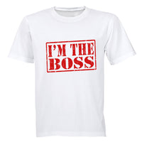 I'm the BOSS - Kids T-Shirt - BuyAbility South Africa