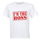 I'm the BOSS - Kids T-Shirt