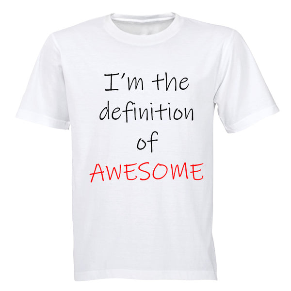 I'm the definition if Awesome! - BuyAbility South Africa