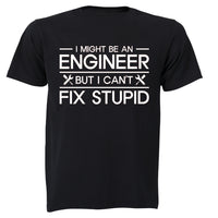 I Might Be An Engineer, But - Adults - T-Shirt - BuyAbility South Africa