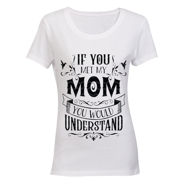 If you met my Mom - you would understand.. BuyAbility SA