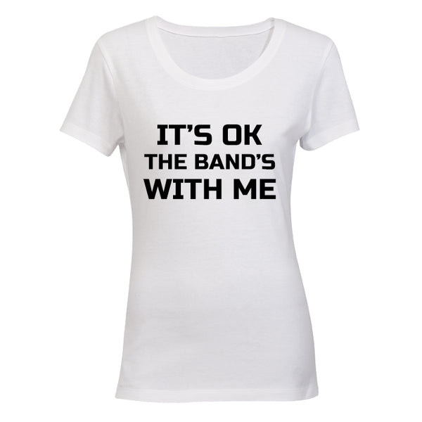 It's Ok - The Band's with Me BuyAbility SA