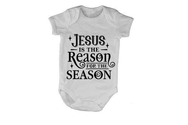 Jesus is the Reason for the Season - Christmas - Baby Grow - BuyAbility South Africa