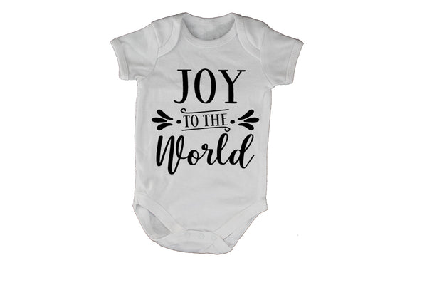 Joy to the World - Christmas - Baby Grow - BuyAbility South Africa