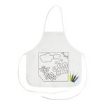 Kids Colouring In Apron - BuyAbility South Africa