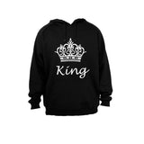 King! - Hoodie - BuyAbility South Africa