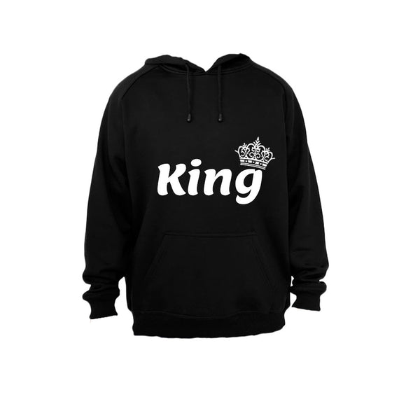 King - Hoodie - BuyAbility South Africa