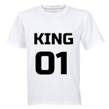 KING 01 - Adults - T-Shirt