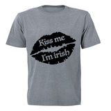 Kiss Me, I'm Irish! - Adults - T-Shirt