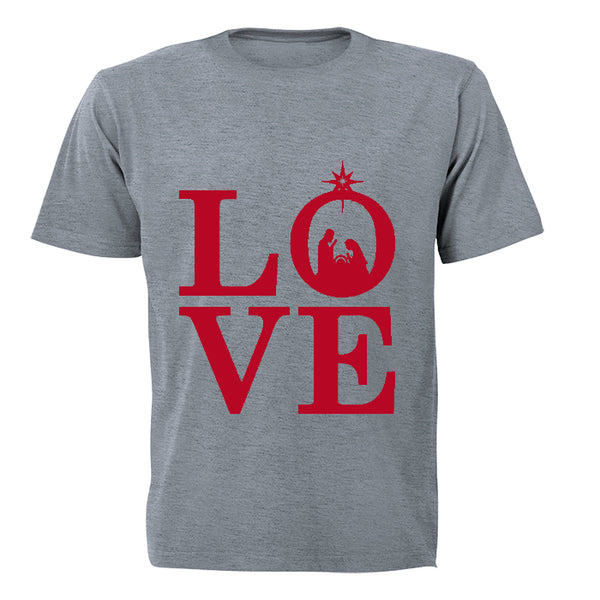 Love Christmas! - Adults - T-Shirt - BuyAbility South Africa