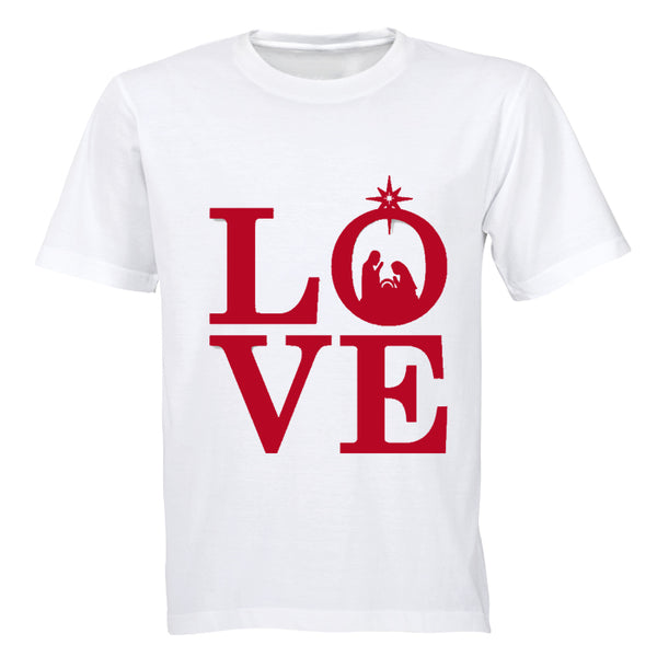 Love Christmas! - Kids T-Shirt - BuyAbility South Africa