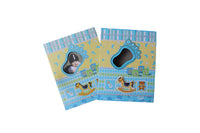 Blue Baby Footprint, Baby Photo Album - BuyAbility South Africa