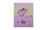 Pink Baby Bottle, Baby Photo Album - BuyAbility
