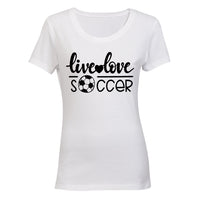 Live. Love. Soccer - BuyAbility South Africa