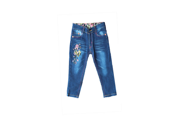 Bow and Flowers - Jeans - BuyAbility South Africa